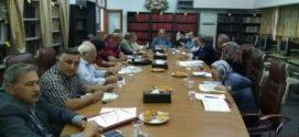 اجتماع اللجنة التحضيرية لمؤتمر الطاقة المستدامة والمتجددة الثالث