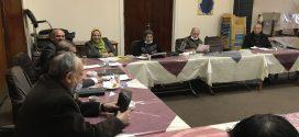 اجتماع اللجنة التحضيرية للمؤتمر العلمي الرابع