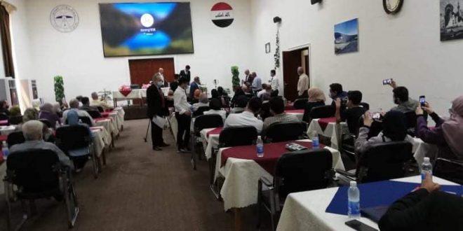 مسابقة مشاريع التخرج لطلبة قسم الهندسة المعمارية في  الجامعات العراقية