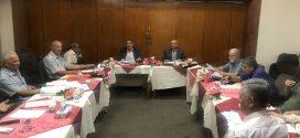 أجتماع الهيأة الأدارية لجمعية المهندسين العراقية